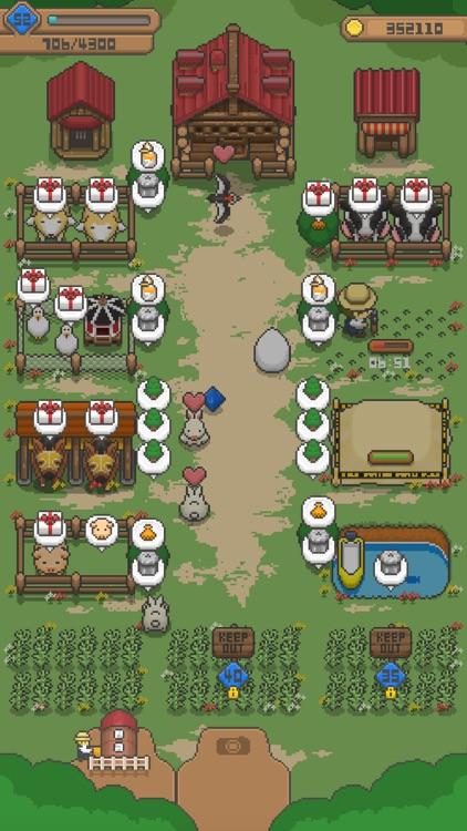 Tiny Pixel Farm - Go Farm Life screenshot-3