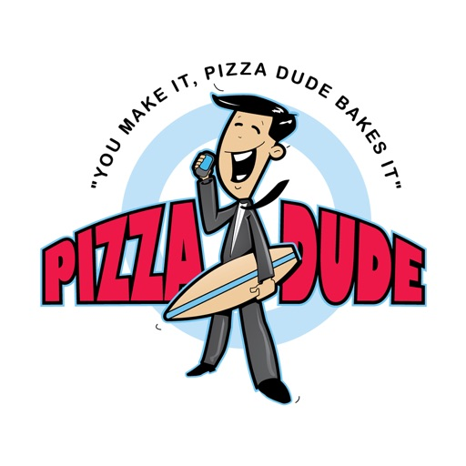 Pizza Dude Miami Beach icon