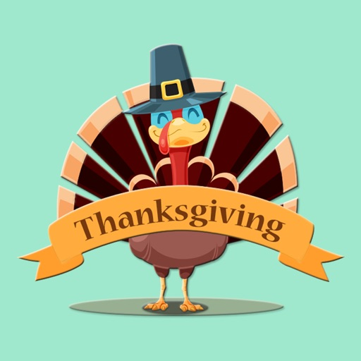 Thanksgiving For You Stickers