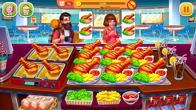 Cooking Hot Cooking Games