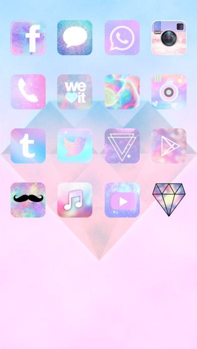 Cocoppa Cute Icon Wallpaper By United Inc Ios United States Searchman App Data Information