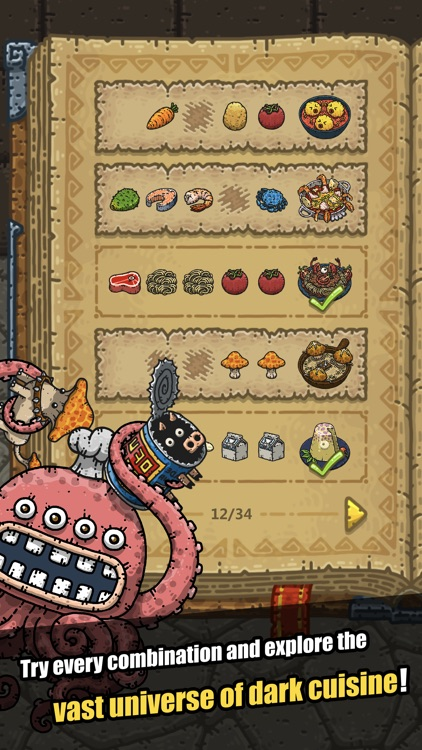 Monster Chef screenshot-3