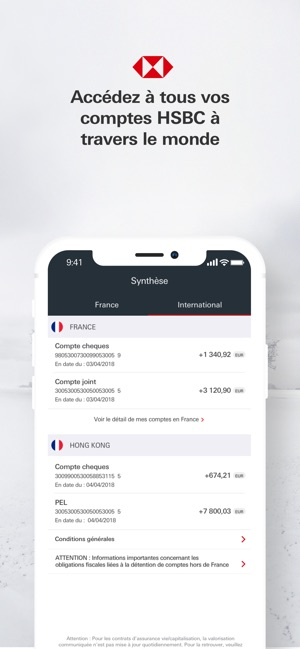 HSBC France on the App Store