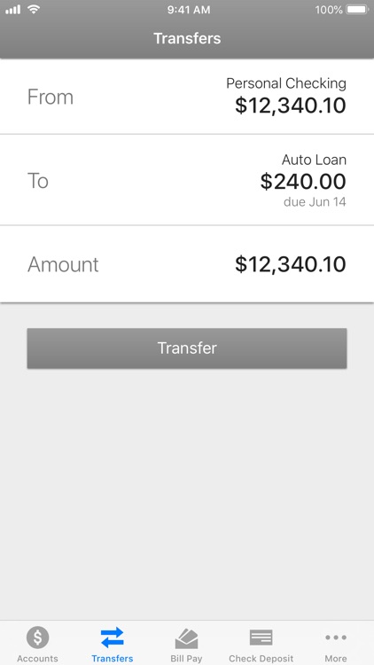 Presidio Bank Mobile Banking screenshot-3