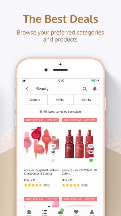 YesStyle - Beauty & Fashion screenshot-3