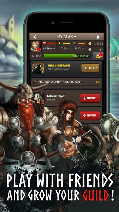 Viking Clan: Call of Valhalla screenshot three