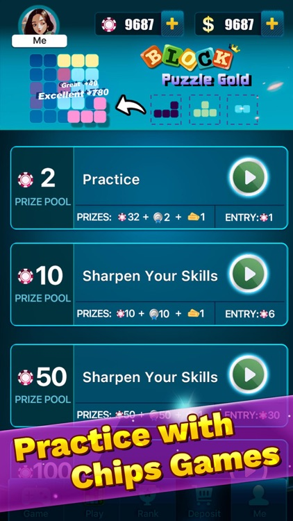 Pocket7Games: Play for Cash screenshot-8