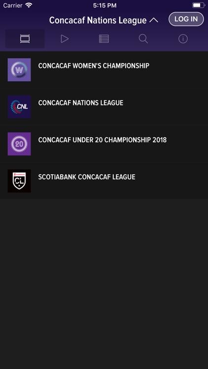 Concacaf GO screenshot-3