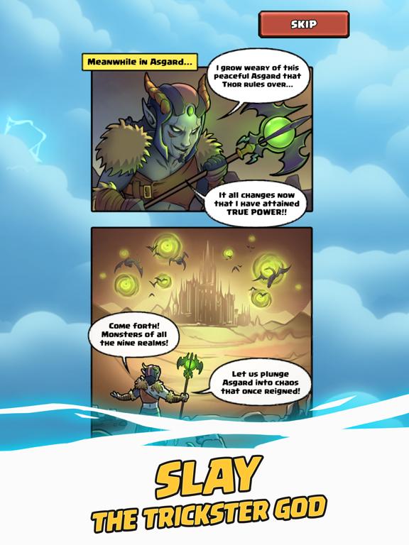 Thor : War of Tapnarokのおすすめ画像4