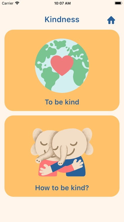 Feelu –Mindful, Relax For Kids screenshot-5