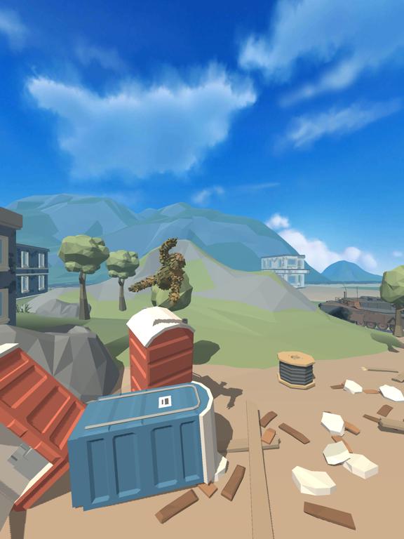 Ragdoll Jump Masters screenshot #2