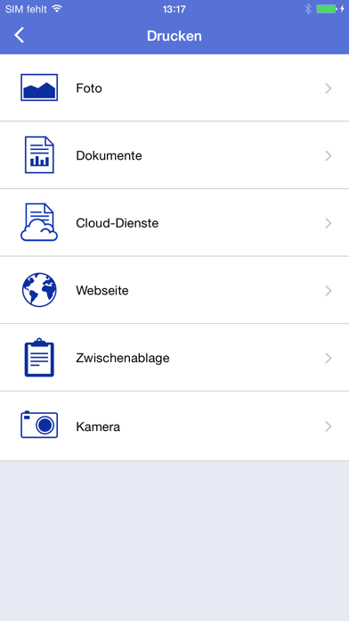 Screenshot for Brother iPrint&Scan in Austria App Store