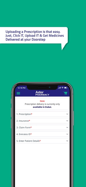 Aster Pharmacy on the App Store