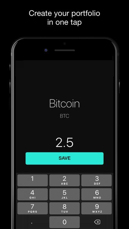 Crypton, Crypto Market Tracker screenshot-4