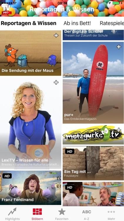 Tv Pro Mediathek