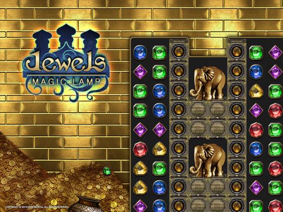 ジュエルマジックランプ : マッチ3パズルのおすすめ画像7