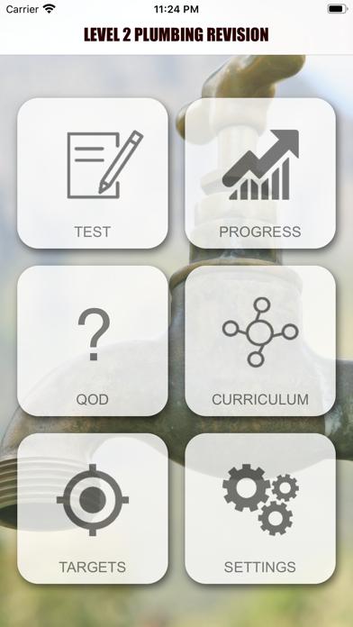 Level 2 Plumbing Revision Aid screenshot 1