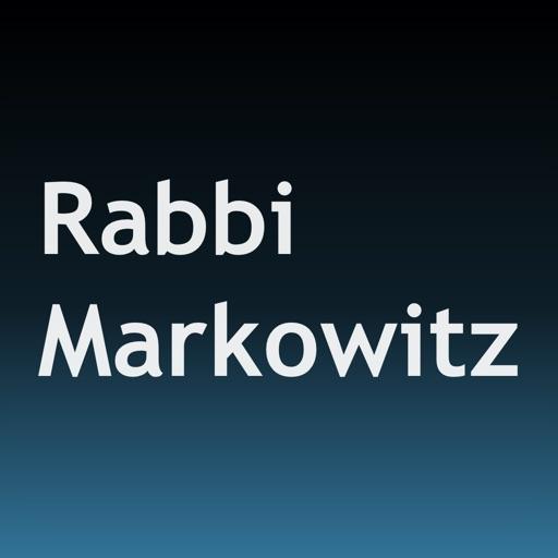 Rabbi Markowitz