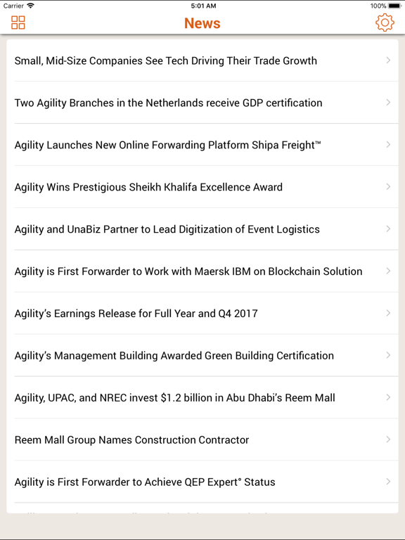 Agility Logistics | App Price Drops