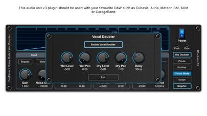 De-Esser AUv3 Audio Plugin screenshot 3