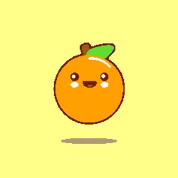 Jumping Orange GO