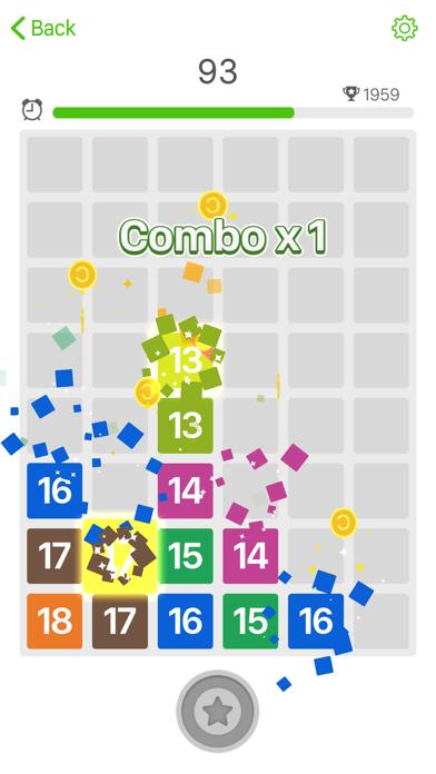 Block Puzzle: Merge Star screenshot 3