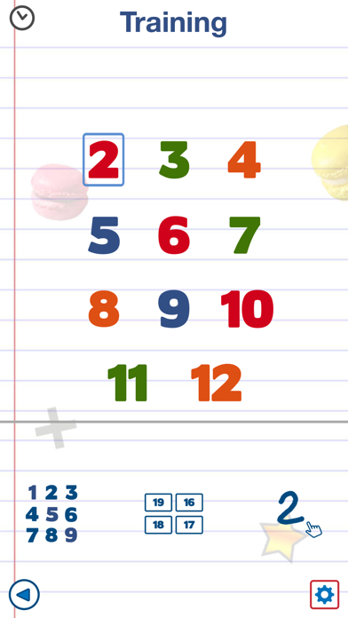 Screenshot of AB Math - giochi per bambini9