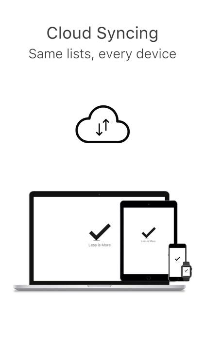 MinimaList Pro. screenshot-8