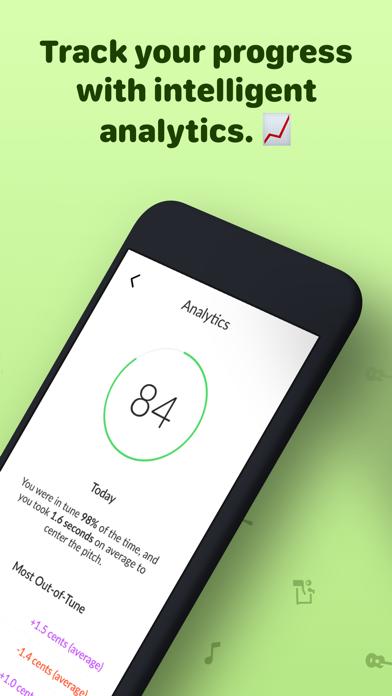 Pitch – Chromatic Tuner Screenshot