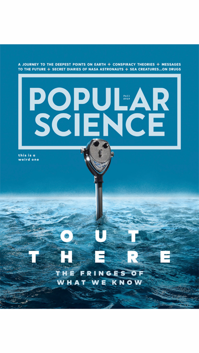 Popular Science review screenshots