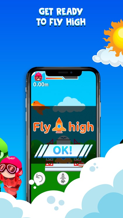 GoGoMyRocket - Idle Rocket Fly screenshot-7