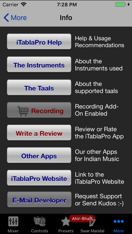 iTablaPro screenshot-8
