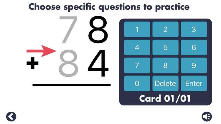 MathEdge Add and Subtract screenshot-3