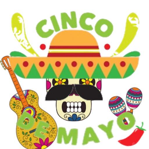 Happy Cinco De Mayo Icon