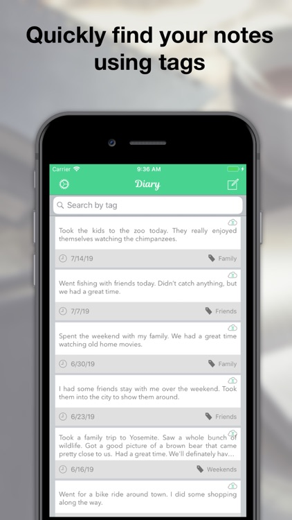 Day Diary: Personal Diary screenshot-3