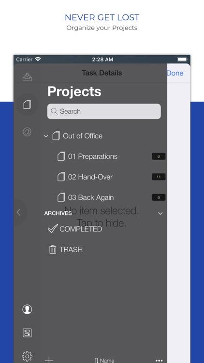 Organize:Pro Cloud Tasks screenshot-8