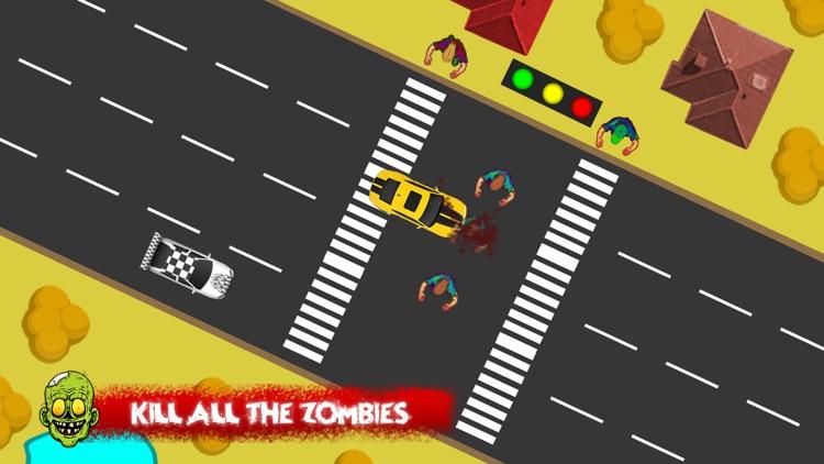 Zombie Crash Road