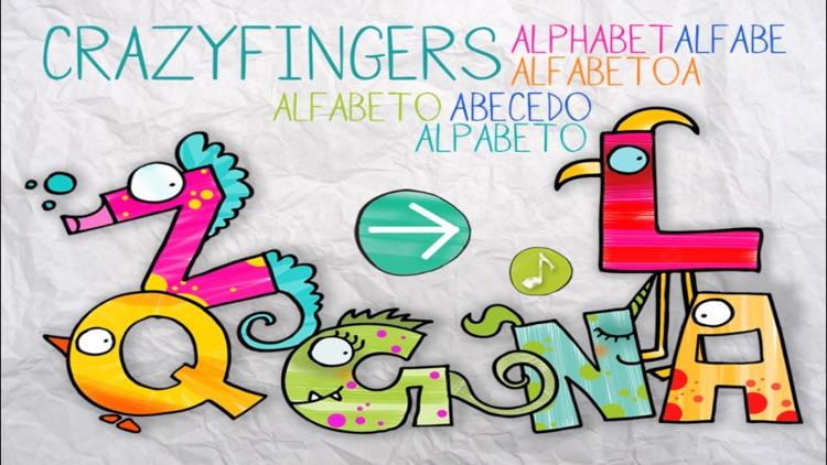 ABC Crazyfingers Alphabet