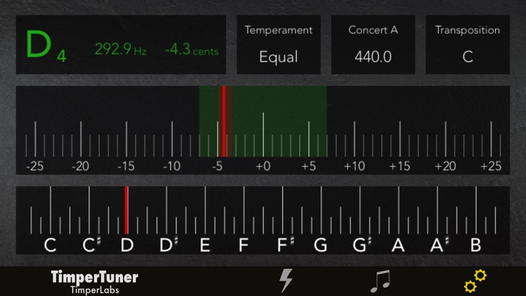 TimperTuner Pro screenshot-2