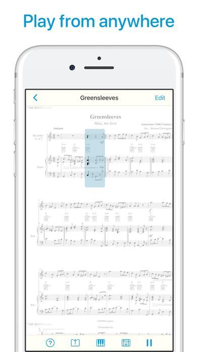 download Sheet Music Scanner apps 4
