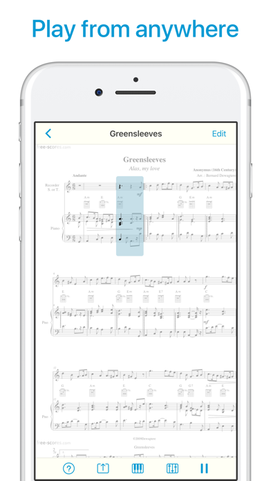 download Sheet Music Scanner apps 6