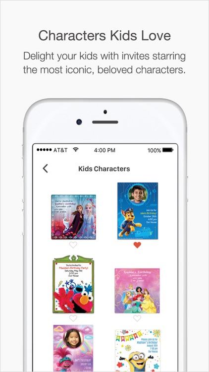 Punchbowl: Invitations & Cards screenshot-5