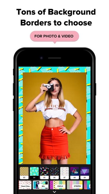 PICFY : Photo & Video Editing screenshot-5