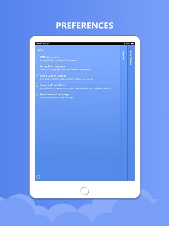 Pipedrive Crm Bizcard Scanner Im App Store