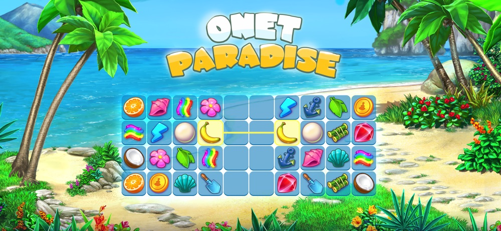 Onet Paradise: connect pair Cheat Codes