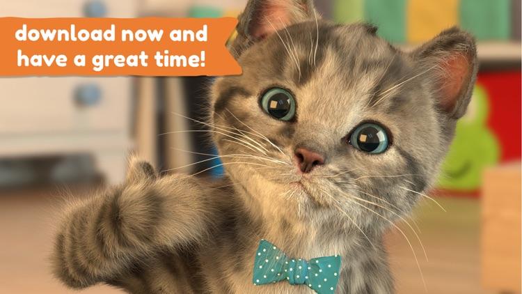 Little Kitten -My Favorite Cat screenshot-4