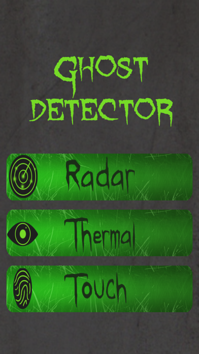 Ghost Detector: Spirit Hunter