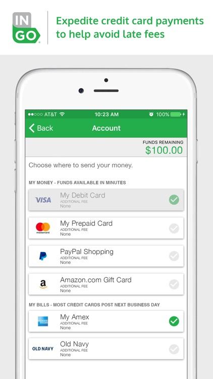 Ingo Money – Cash Checks Fast screenshot-3