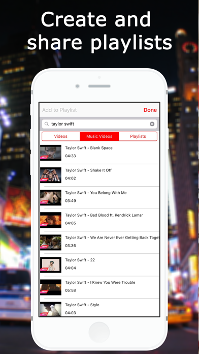 Music TV - Player for YouTube   App Price Drops