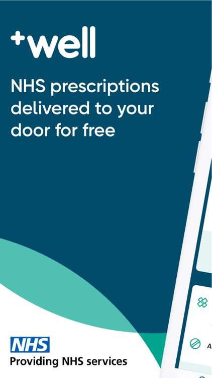 Well - NHS Prescriptions